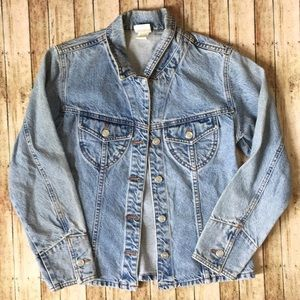 Vintage Denim Jean Jacket